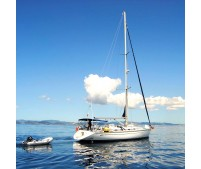 Crucero de 1 semana por Ibiza-Formentera con Beluga Vela