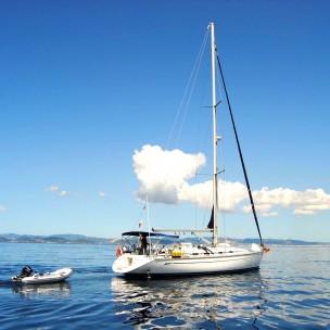 Crucero por Ibiza-Formentera con Beluga Vela