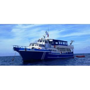 M/Y Sea Wolf Malpelo